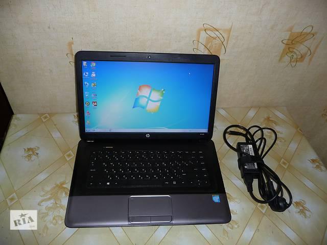 бу Ноутбук HP 650 для быстрого интернета, работы, игр, 2014 год. в Харькове