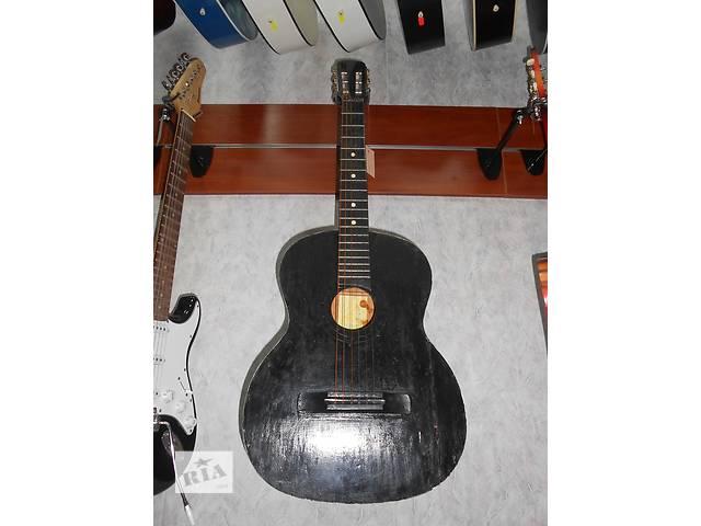 продам ( 1504 ) Черниговская гитара, то что нужно для Обучения! бу в Чернигове