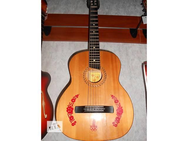 купить бу ( 1537 ) Замечательная гитара для начинающих гитаристов ! в Черкассах