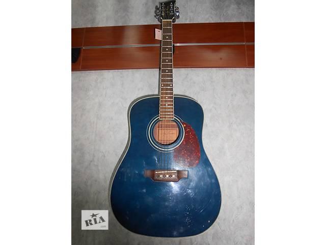 """продам ( 1557 )Акустическая гитара """"Jay Turser"""" бу в Чернигове"""