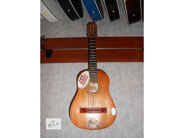 продам ( 1610 ) Супер гитара для самых маленьких! бу в Чернигове