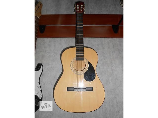 бу ( 1660 ) Отличная классическая гитара 3/4 в Чернигове