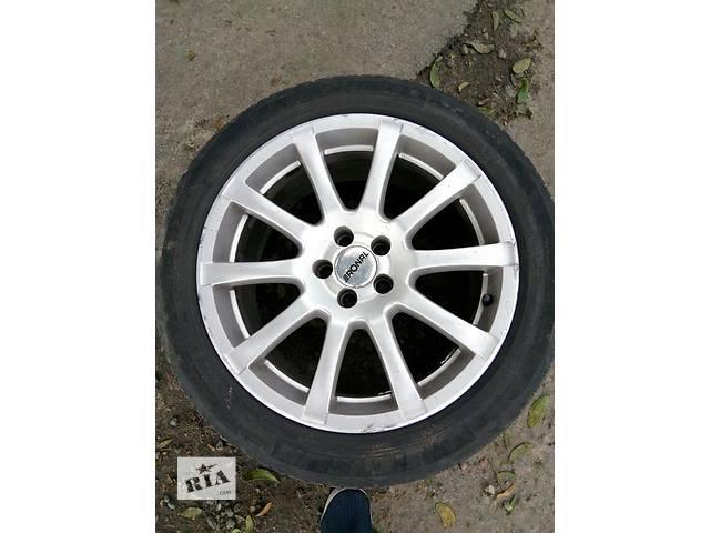 купить бу 17 диски 5*100+шини для VW/Skoda в Киеве