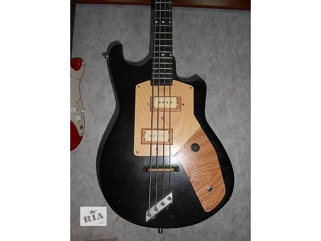 купить бу ( 1756 ) Бас Гитара Супер вариант для Начинающих в Чернигове