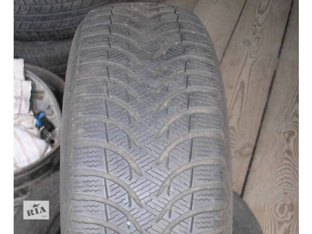 купить бу 185/65R15 Michelin Alpin A4 в Львове