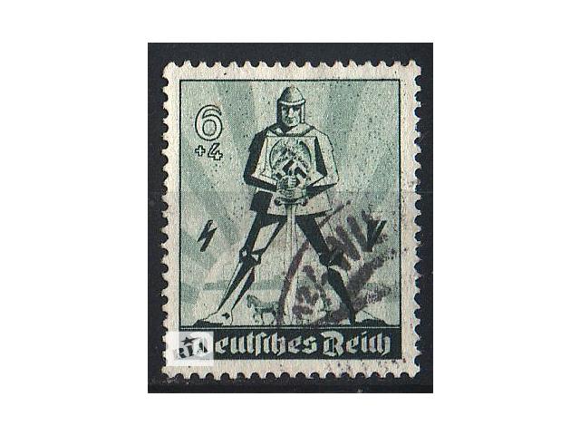бу 1940 - Рейх - День труда Mi.745 в Ровно