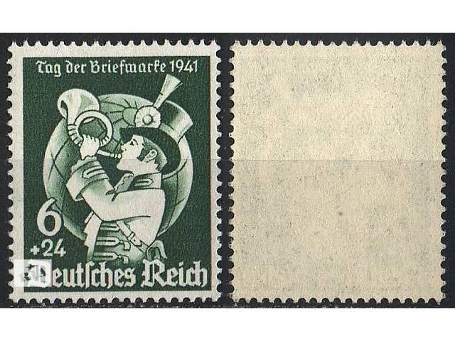 купить бу 1941 - Рейх - День марки Mi.762 ** в Ровно