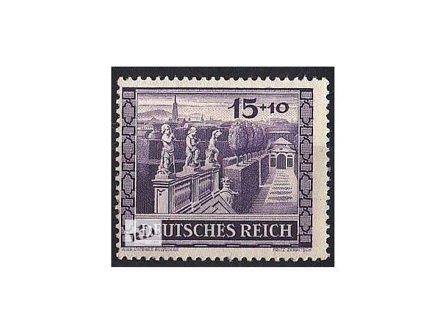 1941 - Рейх - Ярмарка в Вене Mi.805 *- объявление о продаже  в Ровно