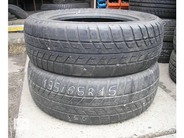 195/65R15 Barum Polaris- объявление о продаже  в Львове