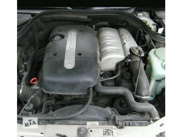 бу 2.2 cdi OM611 двигун в зборі в Новом Роздоле