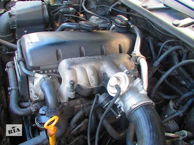 бу  2.5 TDi (BAC) Двигатель Volkswagen Touareg Vw туарек 2003-2006 в Ровно