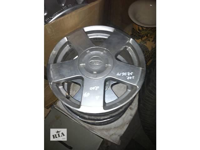 Комплект дисков на Форд Фиеста- объявление о продаже  в Одессе