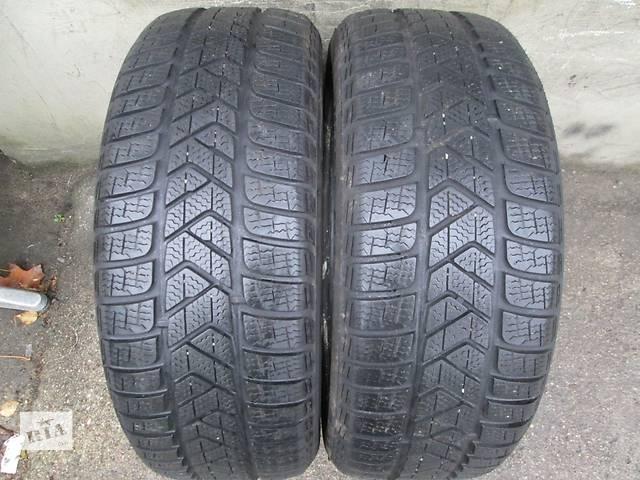 купить бу 2 шины 215/50r17 pirelli winter sottozero 3 в Ивано-Франковске