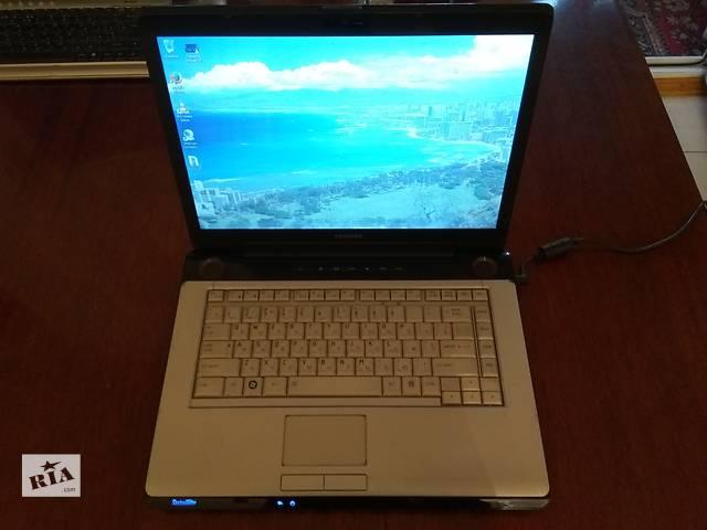 """бу 2 ядерный ноутбук """"15.6 Toshiba Core 2Duo 2Gb, 160Gb, вебкамера, WiFi в Киеве"""