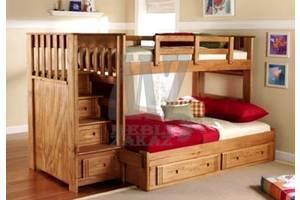Двухъярусные детские кровати