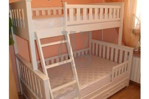 Двоярусні дитячі ліжка