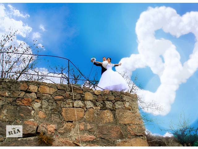 -20% на свадебную фото и видео съемку пока холодно- объявление о продаже  в Одессе