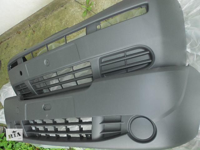 бу 2001 - 2012 р Бампер( Бампера ) Передній Рено Трафік Трафик новый Детали кузова Бампер передний Легковой Renault Trafic в Бориславе