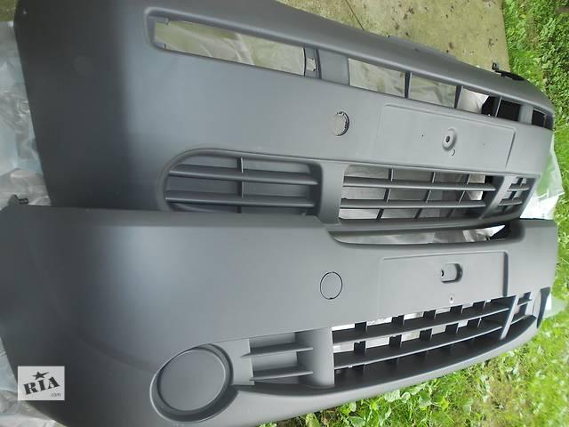 купить бу 2001 - 2012 р.в Бампер( Бампера ) Передній Рено Трафік Трафик Детали кузова Бампер передний Легковой Renault Trafic в Бориславе