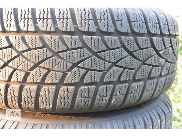 продам  205/60 r16 Dunlop winter бу в Ровно