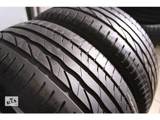 бу 225-55-R18 95W Bridgestone Turanza ER300 Germany пара 2 штуки резины в Харькове