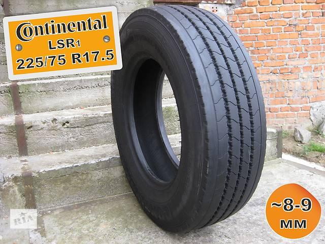 бу 225/75 R17.5 Continental LSR1 (рулевая ось) 8-9мм 1шт в Львове