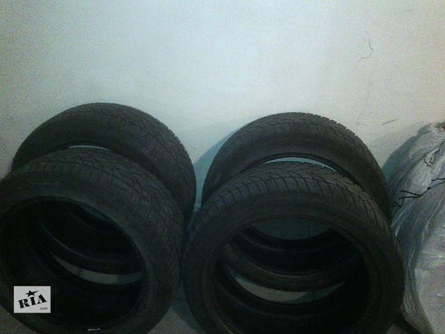 бу 235/45/R17 Dunlop Winter Sport 3D   4шт. зима в Киеве
