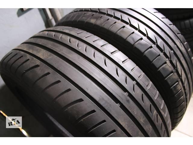продам 235-55-ZR17 103Y Dunlop SP Sport MAXX TT Germany пара 2 штуки резины NEW 2013 бу в Харькове