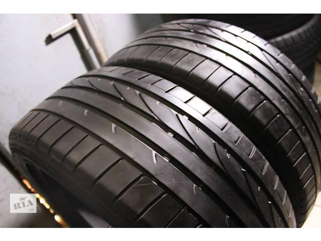 купить бу 245-45-R18 96W Bridgestone Potenza RE050 Germany пара 2 штуки резины NEW 2015 в Харькове