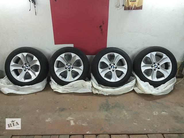 продам 255.50R19 107V Goodyear ULTRA Grip wragler диски с шинами для хэтчбека BMW X6 зима бу в Киеве