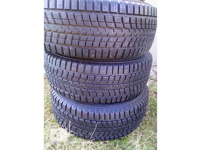 265\65 r17 Dunlop Winter- объявление о продаже  в Ровно