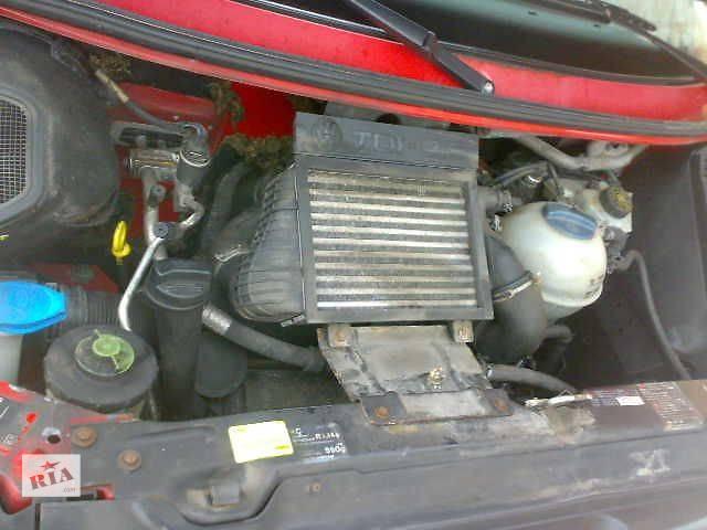 бу 2.5TDI 75kw Двигатель Volkswagen T4 1997 в Ровно