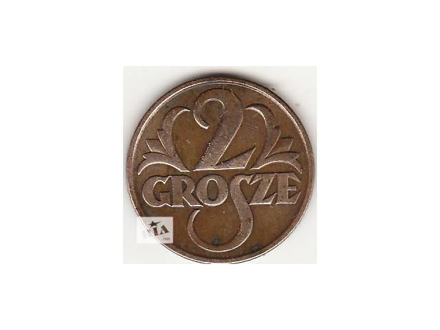 купить бу 2 гроша 1928 года в Луцке