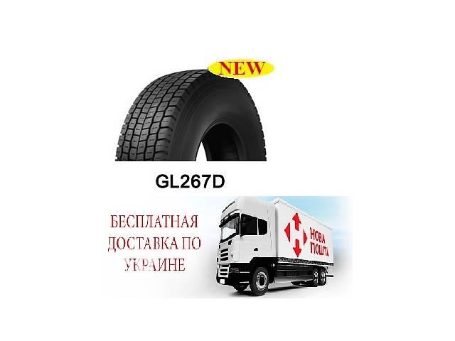 купить бу 315/70R22.5 Новые шины Samson GL267D тяга Доставка Бесплатно! в Киеве