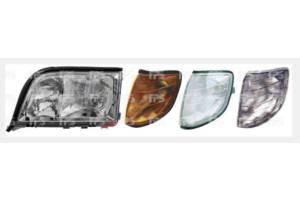 Новые Поворотники/повторители поворота Mercedes S-Class