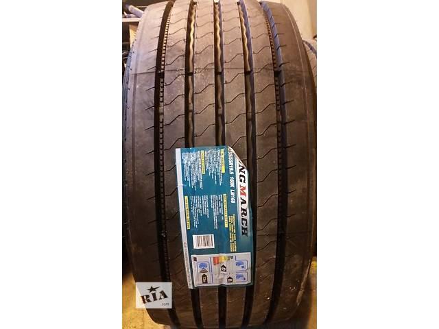 купить бу 385/55R19.5 Новые шины Long March LM168 Оплата при получении в Киеве