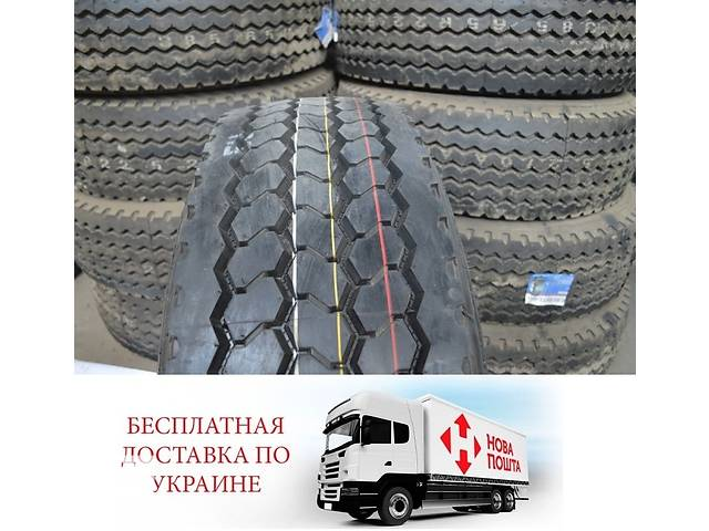 купить бу 385 65 22.5 Aufine AF197 карьер новые шины Доставка Бесплатно! в Киеве