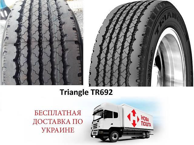 бу 385 65 22.5 Грузовые шины Triangle TR692 Доставка Бесплатная! в Киеве