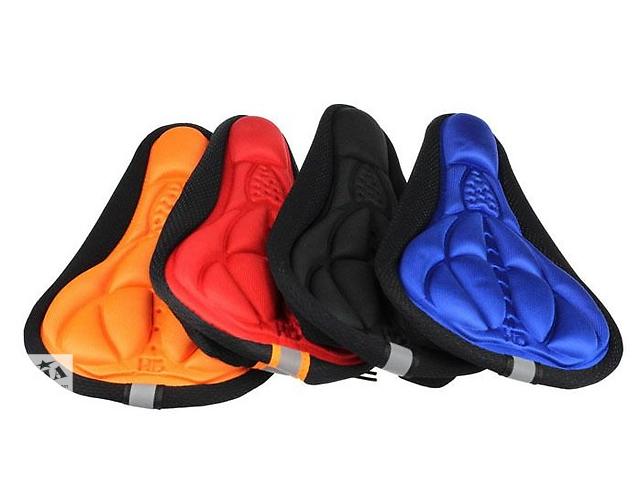 продам 3D Чехол подушка на велосипедное седло, новое в наличии бу в Ивано-Франковске