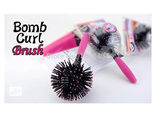 купить бу 3D-расческа Bomb Curl Brush в Одессе
