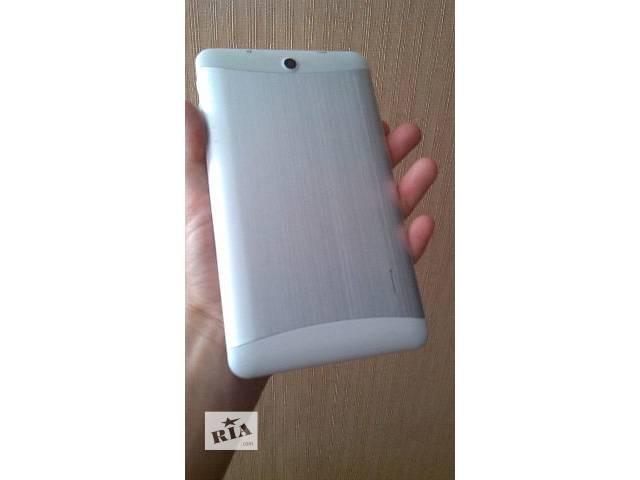 купить бу 3G Lenovo 7Дюйма 2Ядра GSM+GPS 2камеры Уценка в Киеве