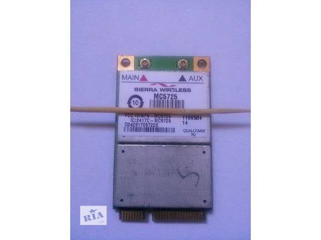 бу  3G модем mini PCI Sierra Wireless MC5725 в Киеве