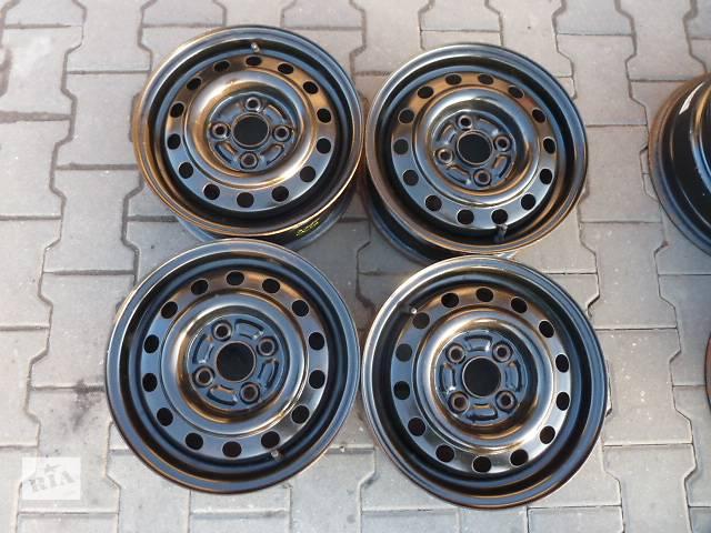 купить бу 4 дискa 5jx13 et 45 Mazda/toyota/suzuki в Ивано-Франковске