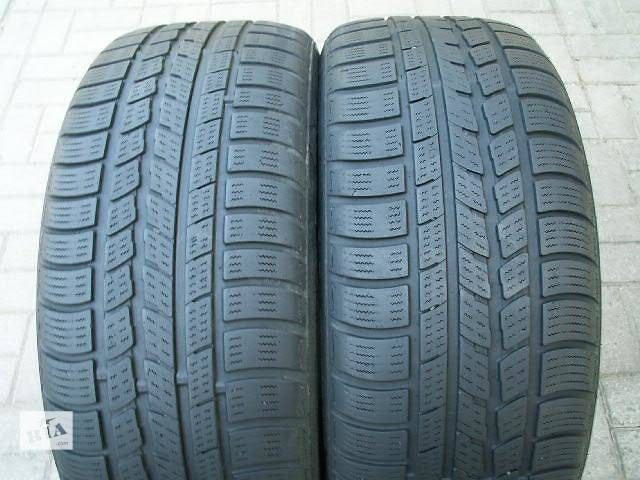 продам 4 шины 235/55r17 nexen winguard sport бу в Ивано-Франковске