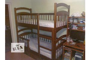весь комплект: (4-ре съемн. ограничителя+ящики+матрасы) - Карина Люкс, двухъярусная кровать (высокое качество)!