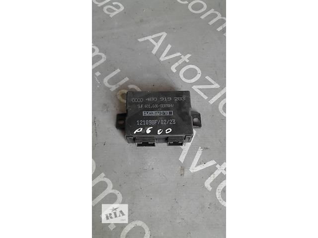 купить бу 4b0919283 Блок управления парковочным Audi в Львове