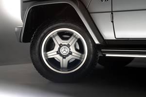 Диск с шиной Mercedes G-Class