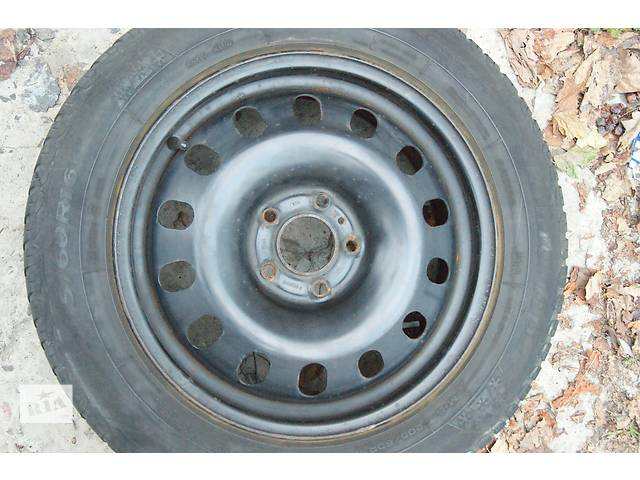 бу 5x108 r16 диск для легкового авто Peugeot 407 в Ровно