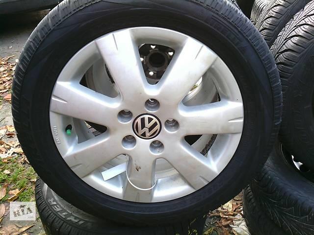купить бу 5x112 r16 Orginal Volkswagen Golf Caddy в Ровно