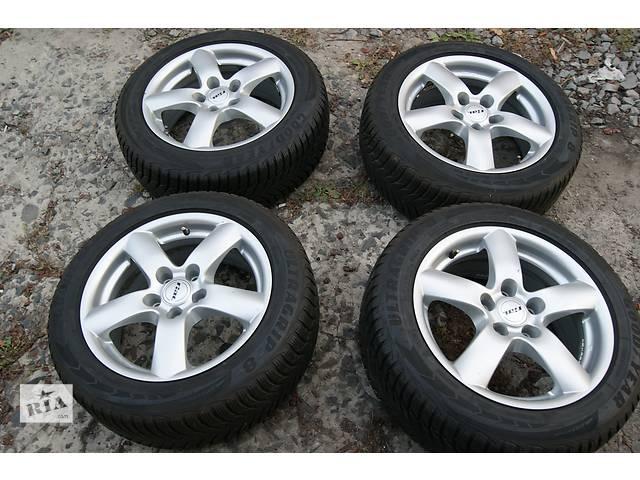 продам 5x112 r16 Rial Диск для легкового авто Volkswagen Passat B6 бу в Ровно